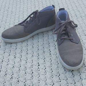 Timberland Groveton Plain Toe Chukka Sneakers Shoe